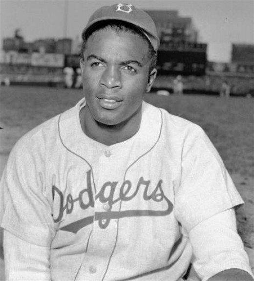 Jackie Robinson, the chosen trailblazer