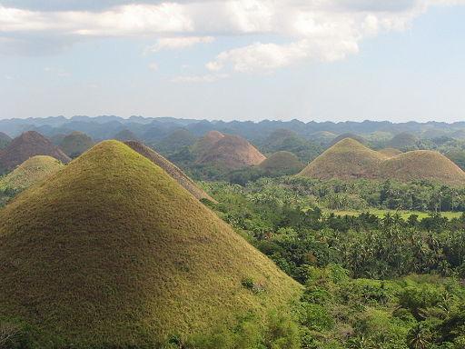 Carmen Bohol Chocolate Hills