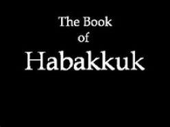 In Habakkuk and Zephaniah, He's pleading for revival