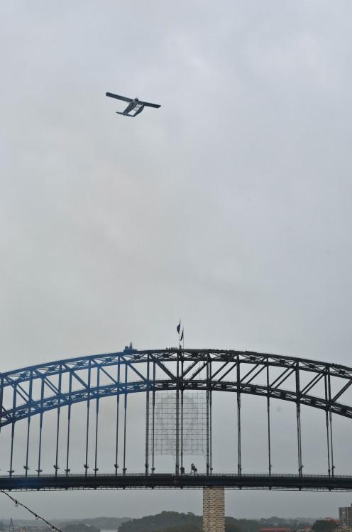 Leaving Sydney seemed a life-time ago (c) A. Harrison
