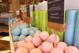 Fragrance Bath Balls