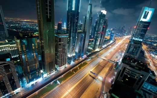 Dubai's Infrastructure is one of the best in the world!