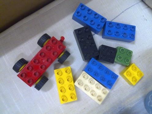 Lego, kids' favorite toys
