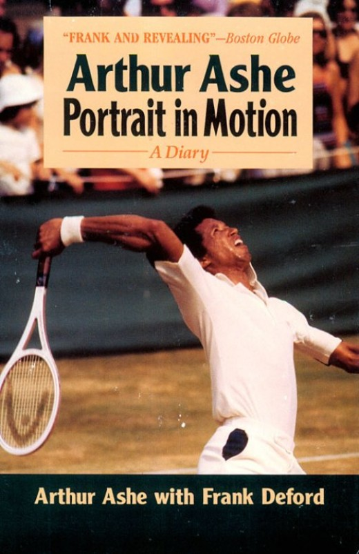 Arthur Ashe In Motion