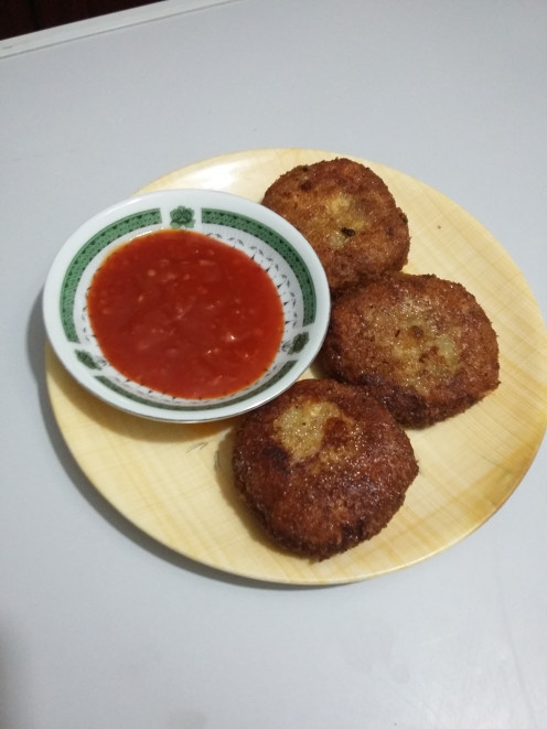 cutlets are easier to make.