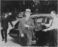 Secretary for War, Henry L. Stimson, August 10, 1945