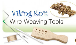 Viking Knit Wire weaving tool
