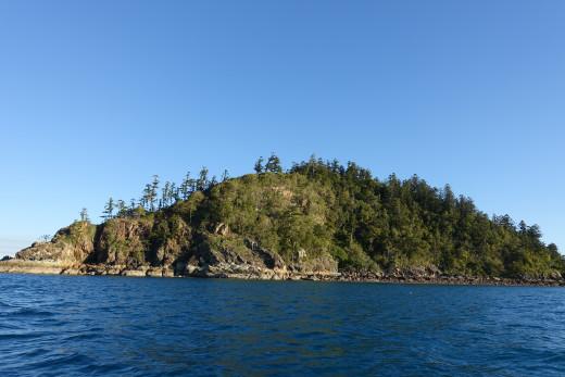 Southern Headland at Tongue Bay