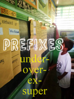 How to Teach Prefixes to Grade 5 Pupils Who Have Little Background of English