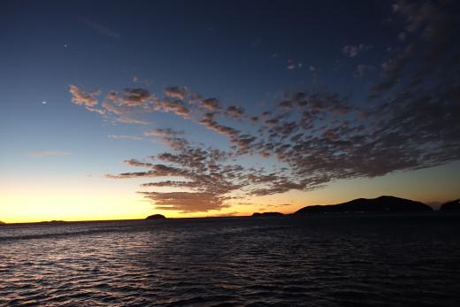 Sunset stage 4