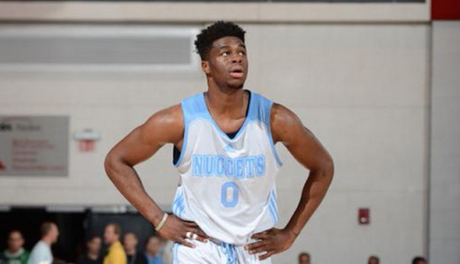 Emmanuel Mudiay put on a strong Summer League showing, averaging 12 points, 5.8 assists, 3.5 rebounds, and 1.3 steals per game.