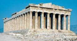 Comparing Parthenon to Pantheon