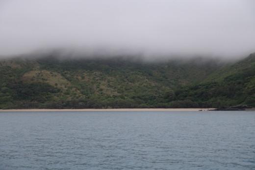 Beach at Plantation Point