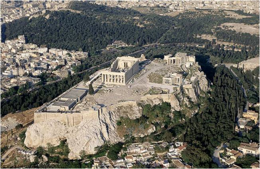 differences between the parthenon and etruscan temple 3compare and contrast a roman temple, an etruscan temple and an archaic or classical greek temple describe the influences 4in many historical accounts, the greeks were known for their panel painting, yet none of it survives.
