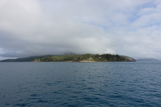Neck Bay on Shaw Island