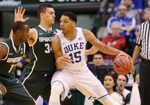 Duke product Jahlil Okafor has the offensive skills to be one of the best post scorers in the league for years to come