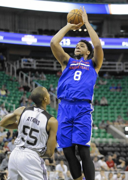 Okafor looks to spark a 76ers team that was one of the worst in the league last year