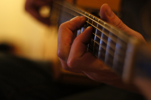 photo credit: Playing Guitar via photopin (license)