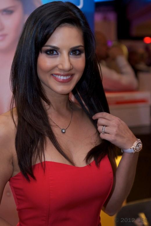 The Beautiful Sunny Leone