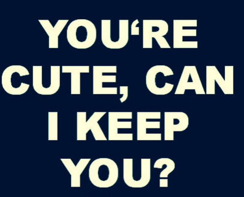 Cute Funny Pick Up Lines