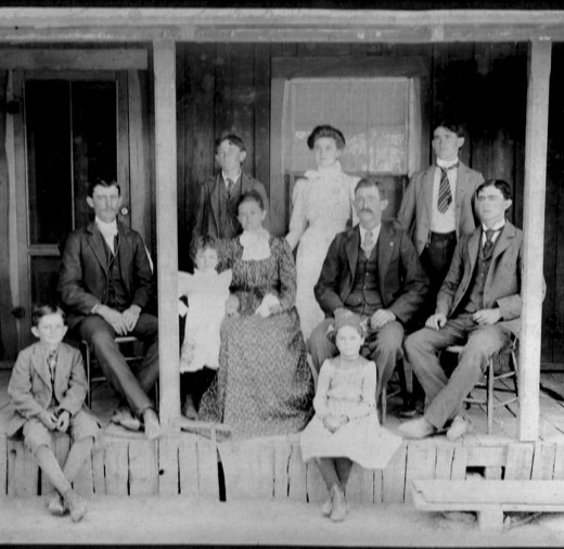 My Great-great grandparents family