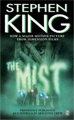 The book cover for the novella
