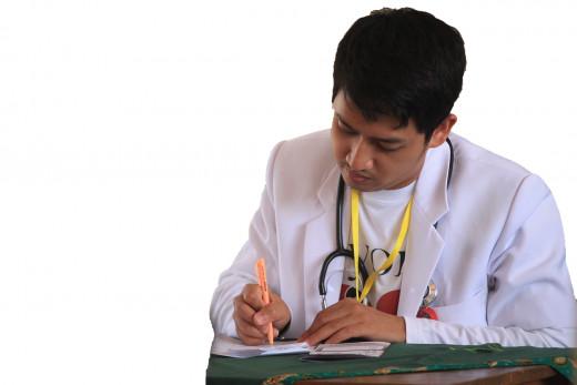 Doctor versus religion