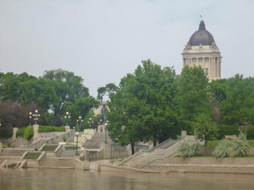 Manitoba Legislature Building, Winnipeg, Manitoba