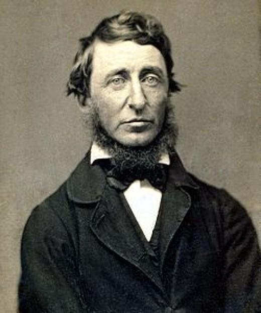 Henry David Thoreau 1817-1862