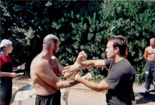 Authentic Wing Chun is hard to find.