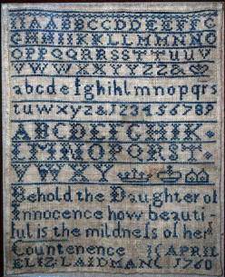 Free Alphabet Patterns For Stitching