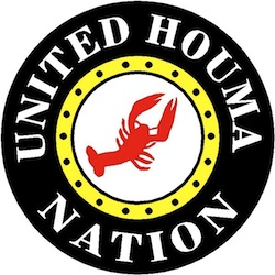 Houma People's seal.