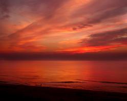 Dawn On The Atlantic