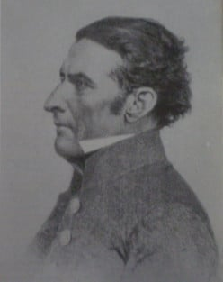 José Gervasio Artigas, drawing by Juan Manuel Blanes