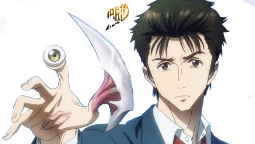 Top 10 Anime Series 2014; Kiseijuu: Sei No Kakuritsu (Parasyte)