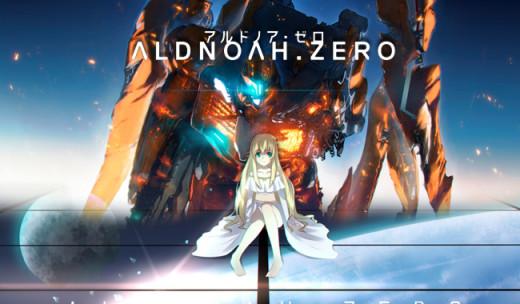 Top 10 Anime series 2014; Aldnoah.Zero