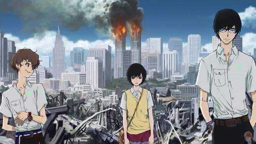 Top 10 Anime Series; Zankyou No Terror