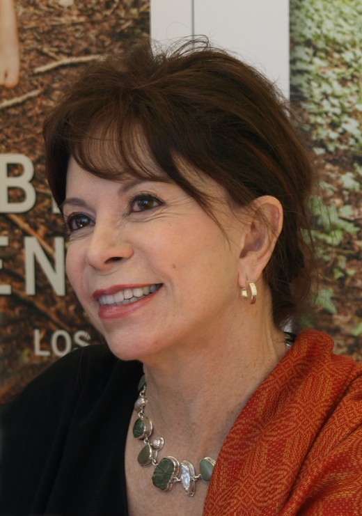 Isabel Allende photographed by Mutari