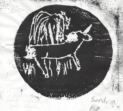 Created by Sandra, age 10.