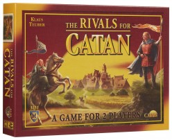 Board Game Review: The Rivals for Catan