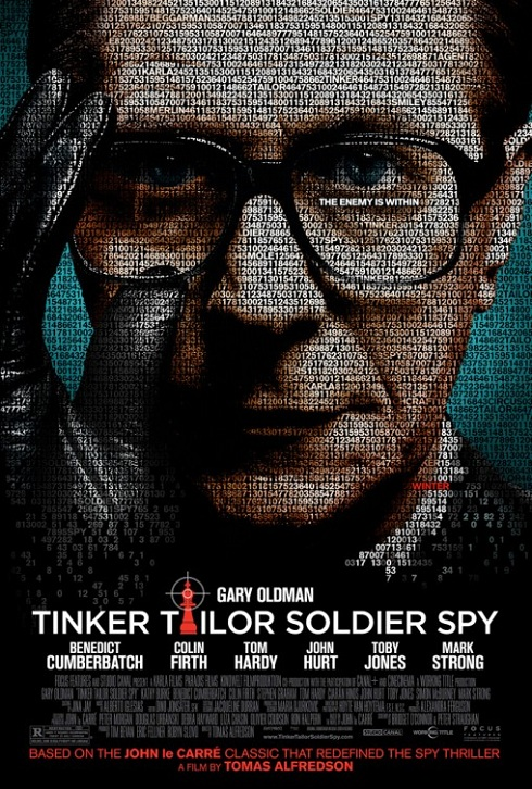"Poster for ""Tinker Tailor Soldier Spy"""