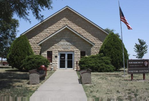 Nicodemus Visitor Center