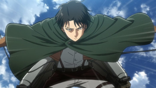 Levi Ackerman could be a welcome addition to the Smash family.