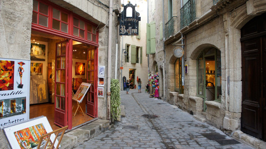 Ancient Streets of Pezenas
