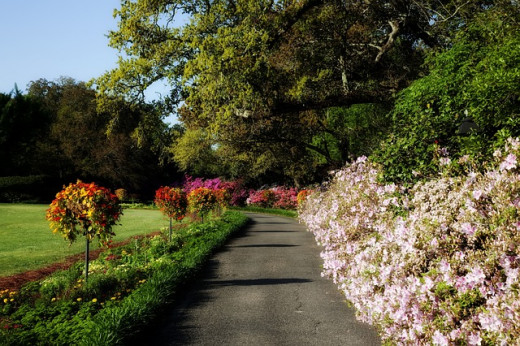 Bellingrath Gardens Alabama