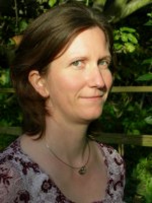 Ruth Hoskins: biodynamic massage practitioner in Whitstable