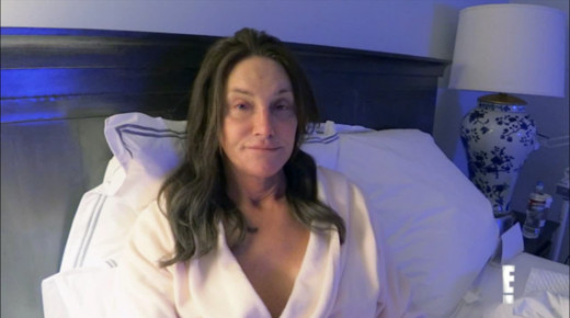 The New Life of  Bruce Jenner As a Woman in I Am Cait episode 1– 'Meeting Cait'