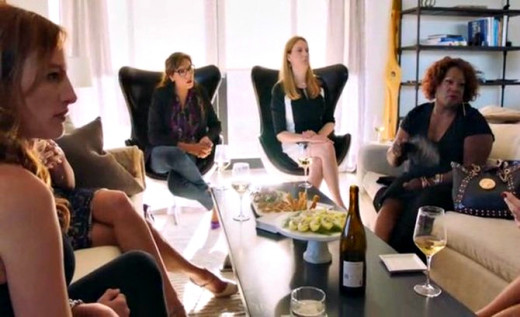 Caitlyn's Transexual Friends in Episode 2 of 'I Am Cait'