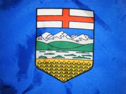 Provincial flag of Alberta