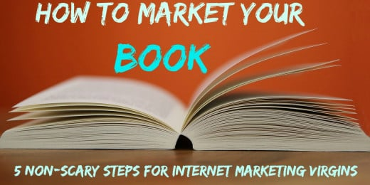 Book marketing doesn't have to be terrifying.